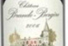 Château Brande-Bergère Cuvée O'Byrne 2007