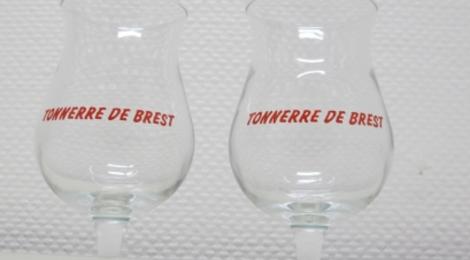 Lot de 2 verres Grand Cru Tonnerre de Brest