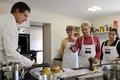 Les cours de cuisine de l'auberge du Val Joli, boutiq'école