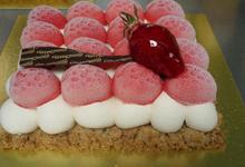 tarte fraise glacée