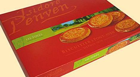 Galettes fines au beurre de baratte