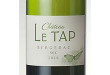 Vin blanc sec Bergerac 2010 - Château le Tap