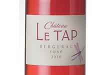 Vin rosé Bergerac 2010 - Château le Tap