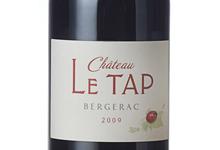 Vin rouge Bergerac 2009 - Château le Tap