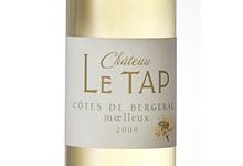 Vin blanc Côtes de Bergerac moelleux 2009