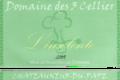 """Châteauneuf-du-Pape Blanc Domaine des 3 Cellier """"L'Insolente"""""""