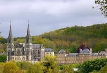 basilique - La Chapelle-Montligeon