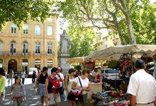 Marché d'Aix En Provence (Pont de Beraud)