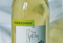 Chardonnay vin de pays d'OC - Coopérative Muscat Saint Jean de Minervois