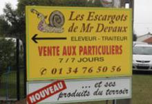 Les Escargots de Monsieur Devaux