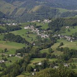 un paysage des Baronnies