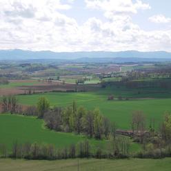 Le Pédaguès et le pays de la Lèze et de l'Arize
