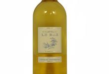 Côtes de Montravel AOC moelleux 2009