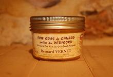 Foie gras de canard entier du Périgord - Bernard Vernet