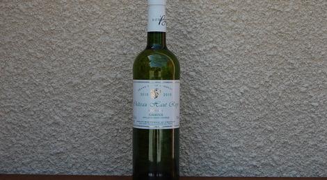 Château Haut-Reys 2010 Graves Blanc Sec