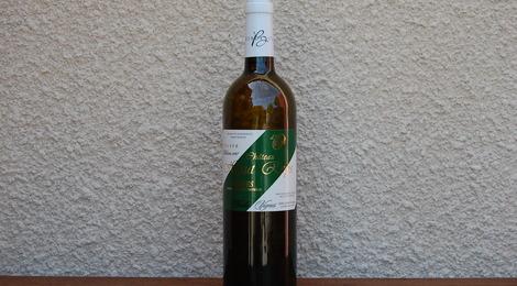 Château Haut-Reys 2008 Graves Blanc Sec - Vieilles Vignes