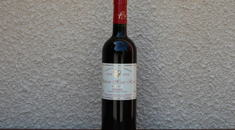 Château Haut-Reys 2009 Graves Rouge