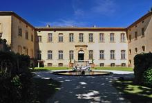 Chateau de la Pioline, restaurant Le Medicis