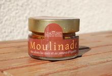 Moulinade aux olives Lucques et piment d'Espelette