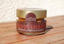 Moulinade artisanale aux olives et tomates