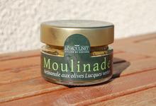 Moulinade artisanale aux olives Lucques vertes