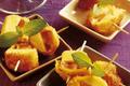 Quenelles apéritives au foie gras