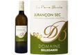 Vin blanc sec Jurançon - cuvée Pierre Blanche 2008