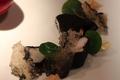 Filets de Saint Pierre Noir et Blanc, Ariane acidulées et sauce Ariane au Vermouth