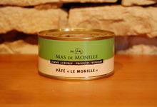 """Pâté """"Le Monille"""" - Mas de Monille"""