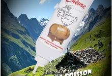 La Chevre La Boisson Qui Mousse! De Haute Savoie
