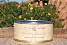 Cassoulet gastronomique 955g - Ferme le Bayle