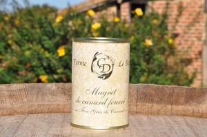 Magret de Canard fourré au Foie Gras - Ferme le Bayle