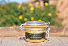 Foie gras de canard entier 125g - Ferme le Bayle