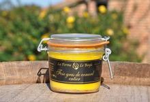 Foie gras de canard entier 300g - Ferme le Bayle