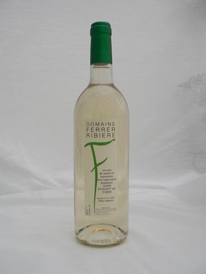 VDP des Côtes Catalanes blanc - Cuvée F