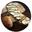 Tartines De Carpaccio De Cepes