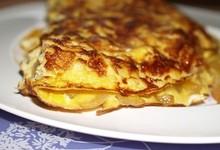 omelette Vallé d'Auge