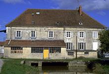 Moulin de Chaussin, Moulin Taron