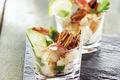 Duo de fruits de mer aux figues et noix de pécan Toupargel
