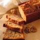 Cake à la châtaigne, aux noix et au miel