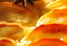 La tarte fine façon Antarès