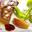 Poêlée de foie gras à la fleur de sel et pommes Antarès