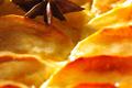Clafoutis aux pommes Antarès, vanille et anis étoilé