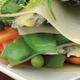 Lasagnes de légumes primeurs à la Fourme d'Ambert