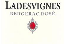 Vin rouge AOC Bergerac rosé