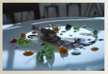Rouget Barbecue Imaginaire, Sorbet Safran