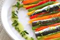 Sardines marinées aux poivrons