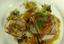 Ballottines de volaille fermière au foie gras