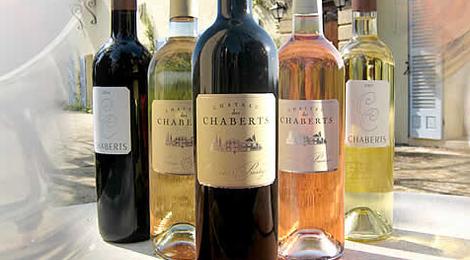 Château des Chaberts, cuvée prestige