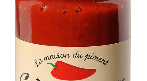 Crème de piment d'Espelette - 180g